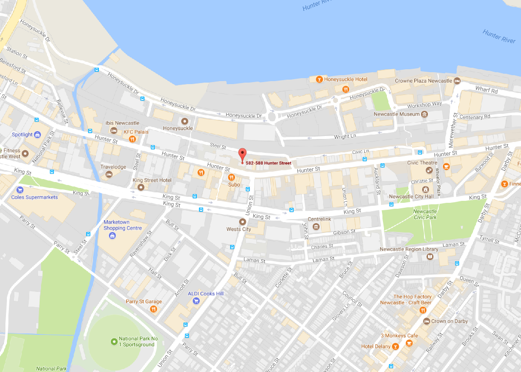 Newcastle - Headspace