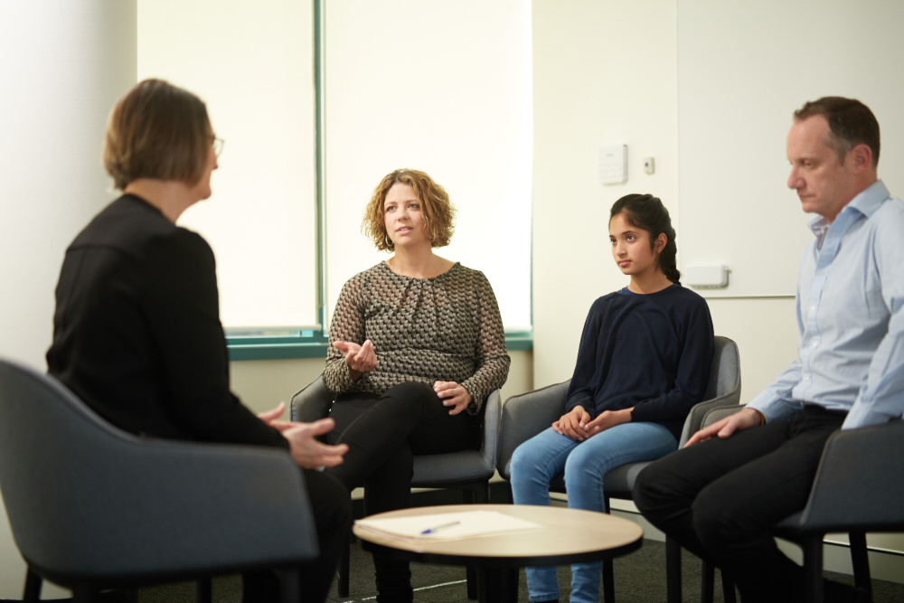Team-based Counselling Sessions
