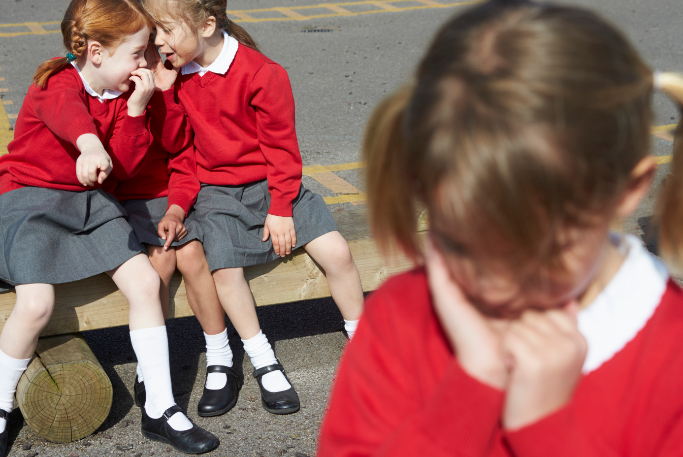 Going back to school – bullying and anxiety – how to help your child deal with them